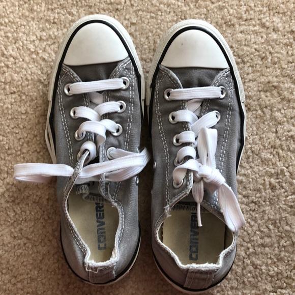 7cdf2907d983 Converse Shoes - Grey Converse